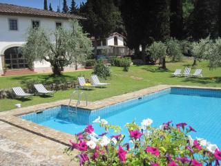 Case vacanze in Toscana Italia, Strada in Chianti