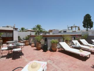 Exclusif: Whole Riad Medina Marrakech /privatise en entier 12 pers 5 rooms
