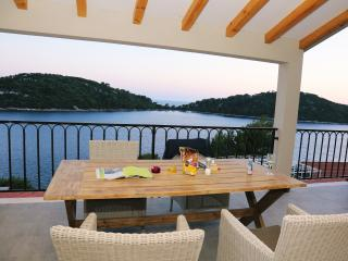 Spacious 2-bedroom apartment with amazing sea view, Vela Luka