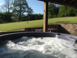 Hot Tub bliss!