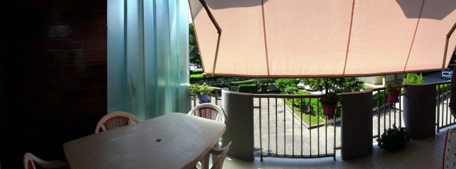 Angolo pranzo terrazzo
