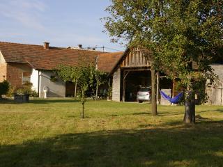 A rural idyll in Velika Polana Slovenia, Lendava