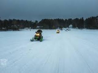Rent snow-mobiles