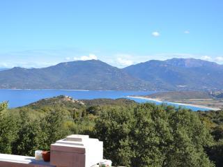 Chambre d'hôte vue mer Corse du Sud, Propriano