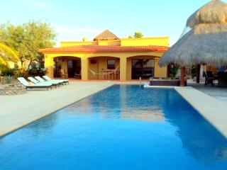 Private Beachfront Casita! New Spa! Heated Pool...