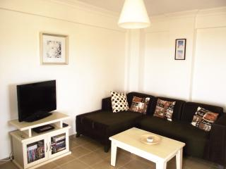 Air conditioned, well furnished lounge area for relaxing. Books and DVDs available.