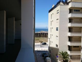 Apartamento T1 novo junto ao mar beach