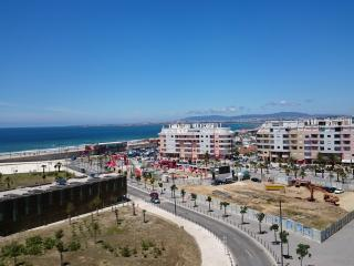 T2 vista mar e praia frontal beach