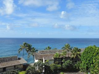 Expansive ocean/sunset views 2BR Sunset Kahili 408, Koloa