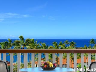 Nihi Kai 833 Superior ocean views and A/C. Free midsize-car.