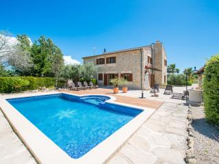 ES COS - Property for 11 people in Moscari, Campanet