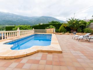 LA SOLANA - Villa for 8 people in Parcent