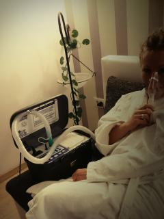 TREATMENT charged OXYGEN