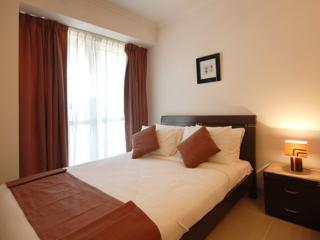 Cosy Furnished Studio -Gold Crest Executive - JLT, Dubaï