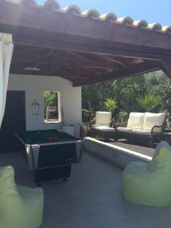 pool table:)