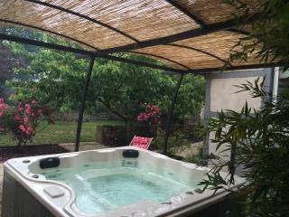 Gîte avec spa, Villefranche-de-Rouergue