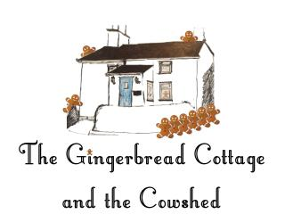 THE GINGERBREAD COTTAGE (and the Cowshed), Pentraeth