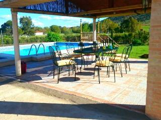 Vivienda con piscina, Porzuna