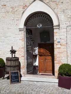 Ristorante Re Squarchio, Petrtioli