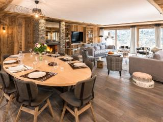 Luxury Chalet Apartment Cherferie, Meribel