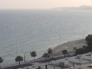 Urbanizacion en primera linea de playa