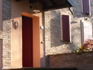 casa nel bosco, Reggio Emilia