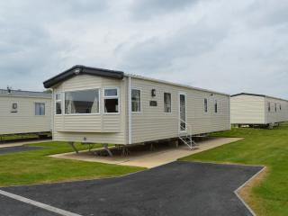 8 berth caravan at Tattershall lakes Lincolnshire