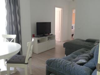 Apartamento primera linea de playa con piscina, Valdelagrana
