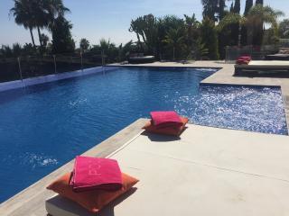 Stunning 7 bed luxury villa with infinity pool, Elviria