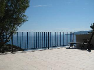 Villa Casako - direkt am Meer, Brsec