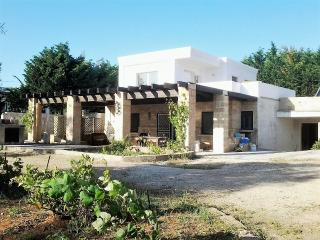 Holiday home for rent in Lido Pizzo in Salento in Puglia, about 200 meters from
