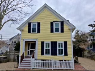 Classic Restored Ptown Cape House in Best Location, Provincetown