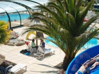 Camping 5* Mobile home 3 chambres, Bretagne sud