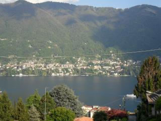 panoramic view of the lake, Cernobbio