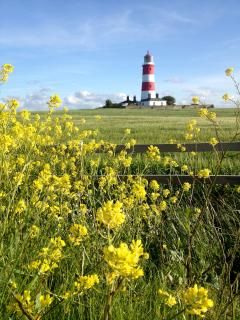 Happisburgh Lighthouse is worth a climb to the top