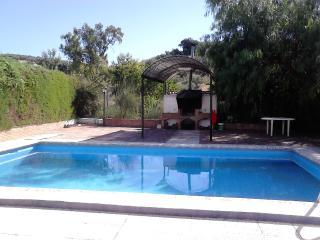 Casa Rural + Piscina Barbabacoa y Jardin 5 Habitac