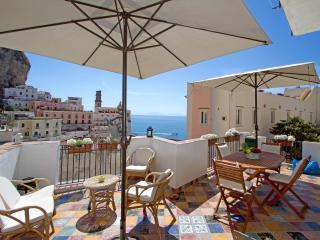 Casa Marina, incantevole terrazza vista mare
