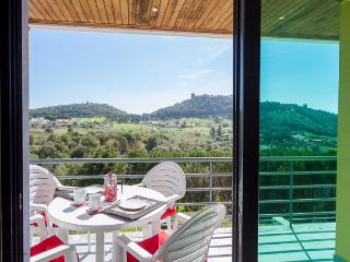 Casa Saffron semi-detached house with panoramic views sleeps 6