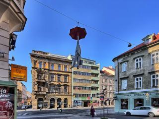 Apartment Myslikova, Prague