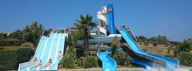 Three aqua parks within 1 hour, Labenne, Seignosse and Oloron