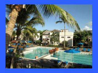 Luxurious suite apartment in beach front complex, Castries