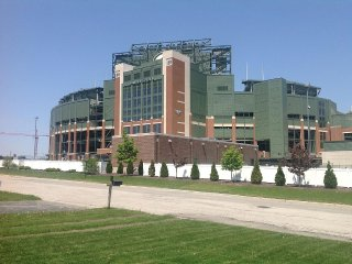 So Close To Lambeau Field, Green Bay