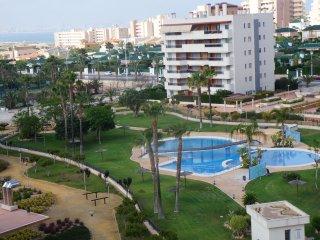 Fantástico apartamento a 500m de la playa, Alicante
