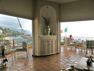 Luxury La Palapa Penthouse on Los Muertos Beach