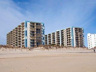 Braemar Towers 1207 - Oceanfront (Side) w/ Pool!