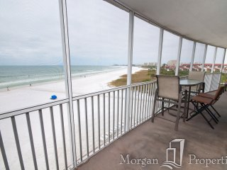 Morgan Properties - Crystal Sands 504 - 2 Bed / 2 Bath - Direct Ocean-front, Siesta Key