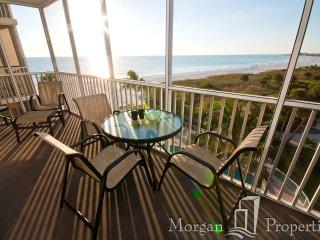 Morgan Properties - Crystal Sands 608 - 2 Bed / 2 Bath Direct Ocean-front
