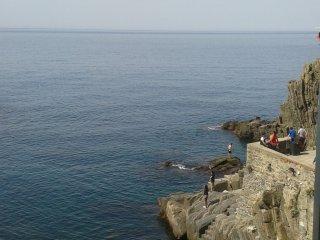 Una Finestra sul mare, Riomaggiore