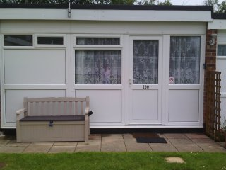 PBK Hemsby 190 Belle Aire Holiday Chalet to let.
