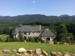 Luxury in the mountains, Fletcher